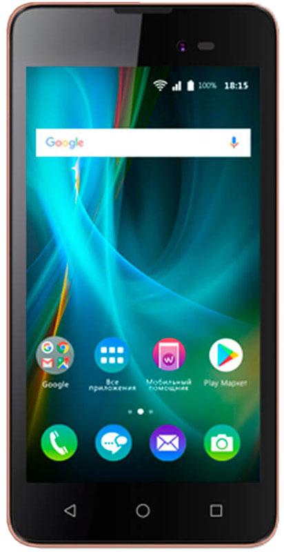 BQ 5035 Velvet, Rose Gold85954332BQ представляет новый смартфон BQ 5035 Velvet.Производительный четырехъядерный процессор и 1 ГБ ОЗУ - это гарантия быстрой работы с любыми приложениями и программами. В качестве ОС используется современная и проверенная ОС Android 7.0, эффективно оптимизирующая процессы устройства. Для того чтобы увеличить 8 ГБ встроенной памяти до 64 ГБ, достаточно воспользоваться Micro SD.Для создания фотографий и осуществления видеозвонков используются две камеры 5 и 8 Мпикс.Доступ к скоростному интернету осуществляется через установленный модуль 3G. Помимо тонкого и компактного дизайна корпуса выпускающегося в четырех цветах, его крышка дополнена текстурированным узором.Смартфон сертифицирован EAC и имеет русифицированный интерфейс меню и Руководство пользователя.