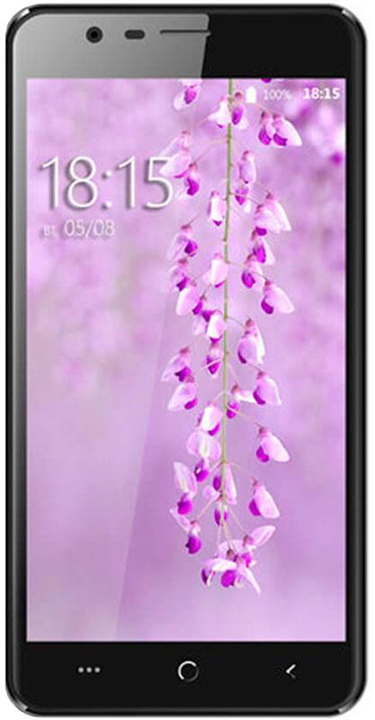 BQ 5590 Spring, Black85953469BQ представляет новый смартфон BQ 5590 Spring.В качестве материала для корпуса выбран высококачественный пластик, который приятно ощущается в руке, при этом оставаясь практичным и не марким материалом.Дисплей диагональю - 5.5 дюймов, это оптимальный баланс между габаритами и комфортным просмотром мультимедийных файлов. Экран базируется на TN матрице, что вместе с разрешением 853 x 480 порадует владельца цветопередачей, яркой картинкой с высокой контрастностью, а также неплохими углами обзора.Четырехъядерный процессор MT6580M, дает достаточно мощности для работы с несколькими приложениями одновременно и способен быстро запускать большинство самых современных игр. За удобный интерфейс и оптимальное функционирование ресурсов в BQ Spring отвечает самая современная ОС Android 7.0.Для съемки видео и создания фотографий можно воспользоваться двумя камерами. Основная с разрешением 8 Мпикс неплохо справляется даже с портретной или панорамной съемкой, фронтальная 5-мегапиксельная оптика подойдет для видеозвонков и селфи.Смартфон сертифицирован EAC и имеет русифицированный интерфейс меню и Руководство пользователя.