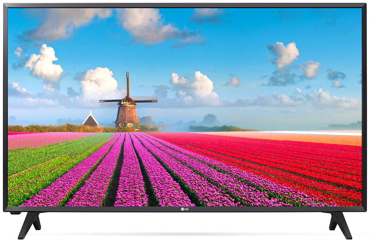 LG 32LJ500V телевизорLG 32LJ500VLG 32LJ500V - отличный современный телевизор для вашей семьи.Разрешение Full HD 1080p отвечает стандартам высокой четкости, отображая на экране 1080 (прогрессивных) линий разрешения, для более четкого и детального изображения.С LG Full HD TV вы можете воспроизводить фильмы, музыку и фото максимально удобным способом — прямо с USB-флэшки или жесткого диска.HDMI — это мультимедийный интерфейс высокой четкости. Единый стандарт HDMI позволяет получать новому телевизору LG максимально четкий аудио и видеосигнал.