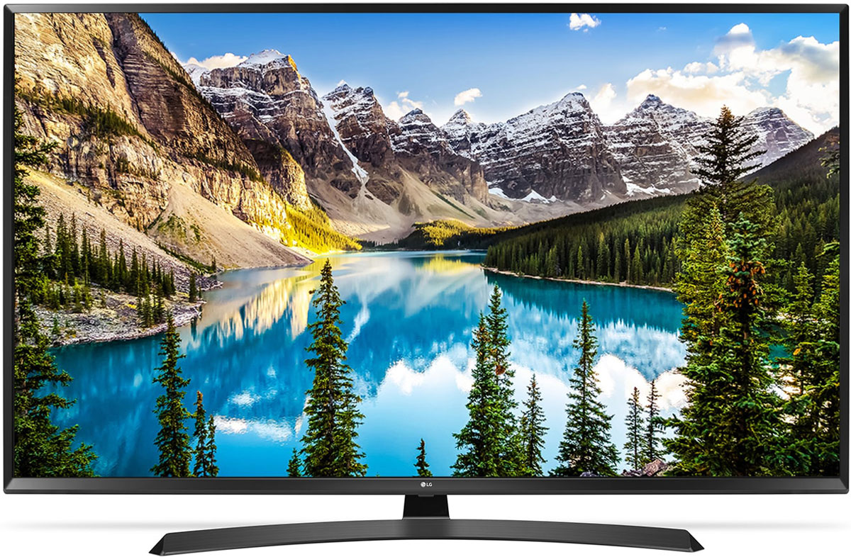 LG 49UJ639V телевизорLG 49UJ639VТелевизор LG 49UJ639V передает точную цветопередачу и контрастность. С технологией IPS 4K цвета выглядят ярче и контрастнее под каким бы углом вы ни взглянули на экран.Технология Active HDR анализирует и оптимизирует контент в форматах HDR10 и HLG, создавая еще более захватывающее изображение с широким динамическим диапазоном. Благодаря особой технологии обработки видео в форматах HDR10 и HLG выбор HDR-контента становится шире.Уникальный режим HDR Effect увеличивает контрастность контента, снятого в стандартном динамическом диапазоне, и тем самым создает эффект HDR-качества.Используя алгоритм обработки видео 4K Upscaler, можно масштабировать изображение до разрешения 4К. Окунитесь в глубины звука благодаря новейшей технологии симуляции семиканального звучания.Современный пульт Magic Remote и обновлённый интерфейс webOS 3.5 создают максимальный комфорт для погружения в новый яркий мир: самое время окунуться в интригующий сюжет.Диспетчер безопасности в webOS3.5 предоставляет превосходную защиту конфиденциальности, за что был отмечен престижными международными сертификатами по Общим критериям безопасности информационных технологий и программе UL CAP2900-1. Он предотвращает несанкционированную установку программ, попытки взлома и утечку персональных данных.