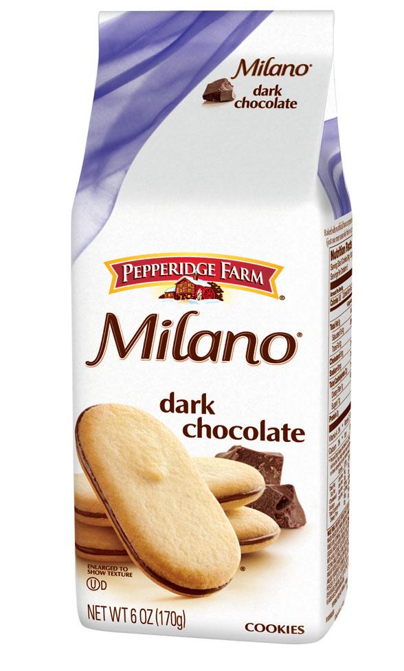 Pepperidge Farm печенье - милано, 170 г137Печенье Pepperidge Farm Милано - вкусное печенье с шоколадной начинкой, мягкое по структуре.Уважаемые клиенты! Обращаем ваше внимание на то, что упаковка может иметь несколько видов дизайна. Поставка осуществляется в зависимости от наличия на складе.