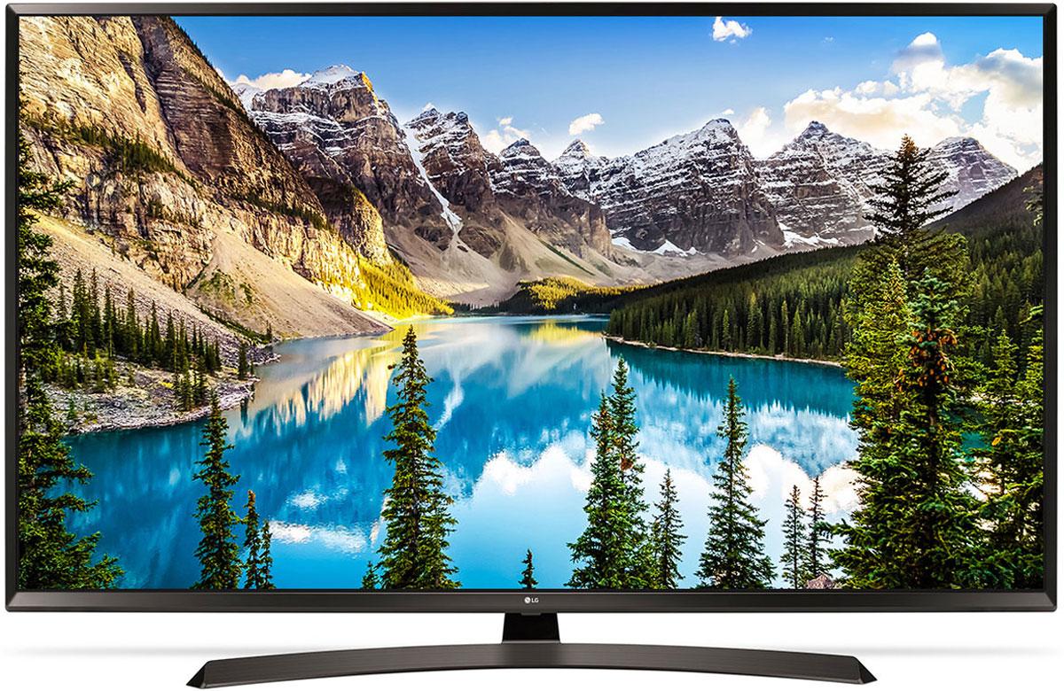 LG 55UJ634V телевизорLG 55UJ634VТелевизор LG 55UJ634V передает точную цветопередачу и контрастность. С технологией IPS 4K цвета выглядят ярче и контрастнее под каким бы углом вы ни взглянули на экран.Технология Active HDR анализирует и оптимизирует контент в форматах HDR10 и HLG, создавая еще более захватывающее изображение с широким динамическим диапазоном. Благодаря особой технологии обработки видео в форматах HDR10 и HLG выбор HDR-контента становится шире.Уникальный режим HDR Effect увеличивает контрастность контента, снятого в стандартном динамическом диапазоне, и тем самым создает эффект HDR-качества.Используя алгоритм обработки видео 4K Upscaler, можно масштабировать изображение до разрешения 4К. Окунитесь в глубины звука благодаря новейшей технологии симуляции семиканального звучания.Современный пульт Magic Remote и обновлённый интерфейс webOS 3.5 создают максимальный комфорт для погружения в новый яркий мир: самое время окунуться в интригующий сюжет.Диспетчер безопасности в webOS3.5 предоставляет превосходную защиту конфиденциальности, за что был отмечен престижными международными сертификатами по Общим критериям безопасности информационных технологий и программе UL CAP2900-1. Он предотвращает несанкционированную установку программ, попытки взлома и утечку персональных данных.