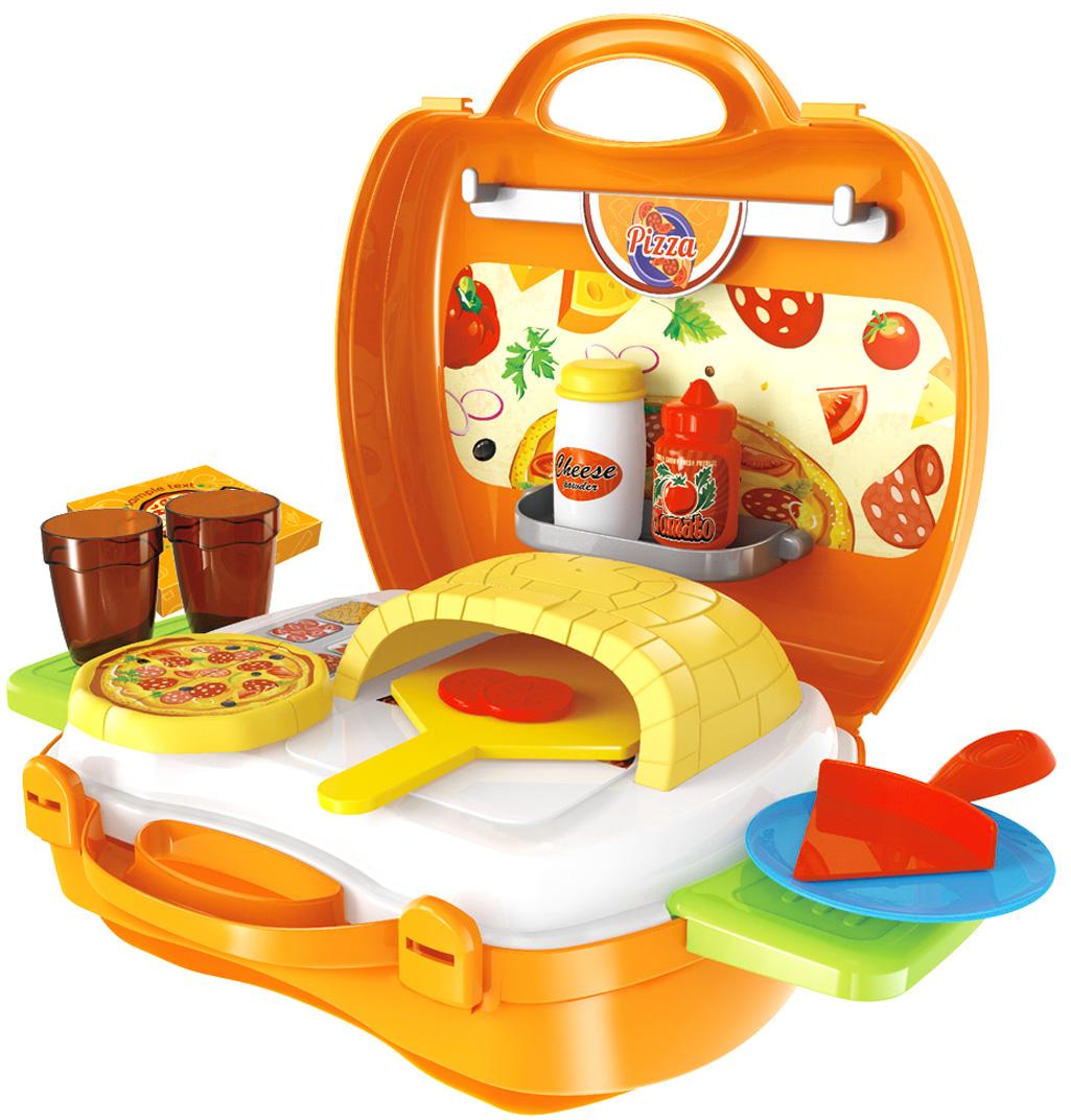 Ami&Co Игровой набор Пиццерия в чемодане