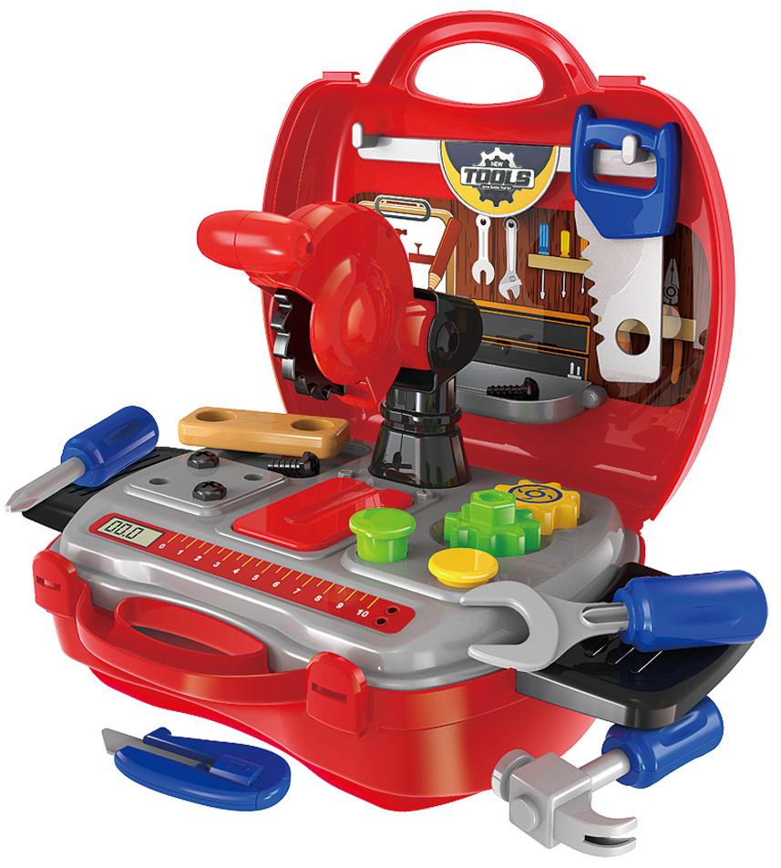 Ami&Co Игровой набор Станок слесаря в чемодане