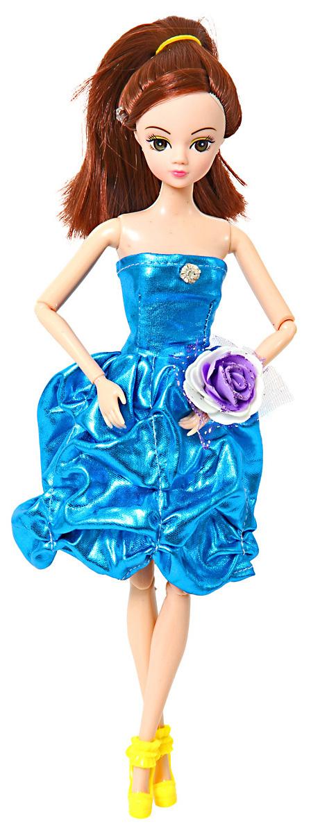 Lisa Jane Кукла Алина модель 28 см кукла интерактивная lisa jane mami в розовом 40 см