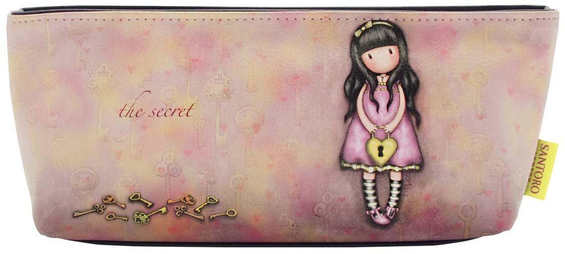Santoro Пенал для аксессуаров The Secret пеналы santoro пенал для карандашей the scarf