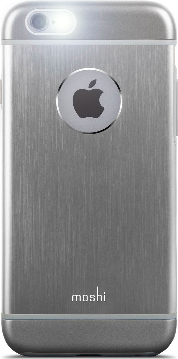 все цены на Moshi Armour чехол для iPhone 6/6S, Gray онлайн