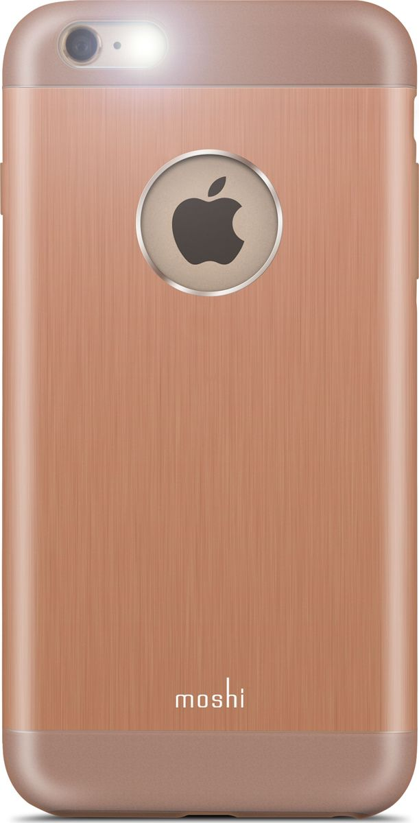 Moshi Armour чехол для iPhone 6 Plus/6S Plus, Sunset Copper футболка спортивная under armour under armour un001emtvp51
