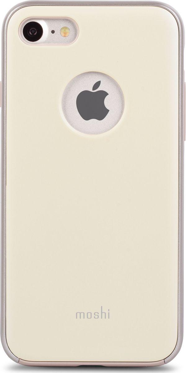 Moshi iGlaze чехол для iPhone 7/8, Mellow Yellow99MO088721Moshi iGlaze, выполненный в лаконичном стиле, обеспечивает максимальную степень защиты вашего iPhone от повседневных падений, царапин и ударов. Дизайн собственной разработки включает в себя ударопоглощающий внутренний слой, объединённый с защитным противоударным корпусом, что позволило создать лёгкий чехол с длительным сроком службы, эффективно защищающий ваш изящный iPhone. Лаконичный iGlaze обеспечивает наилучшую защиту iPhone, подчёркивая изящество его форм.