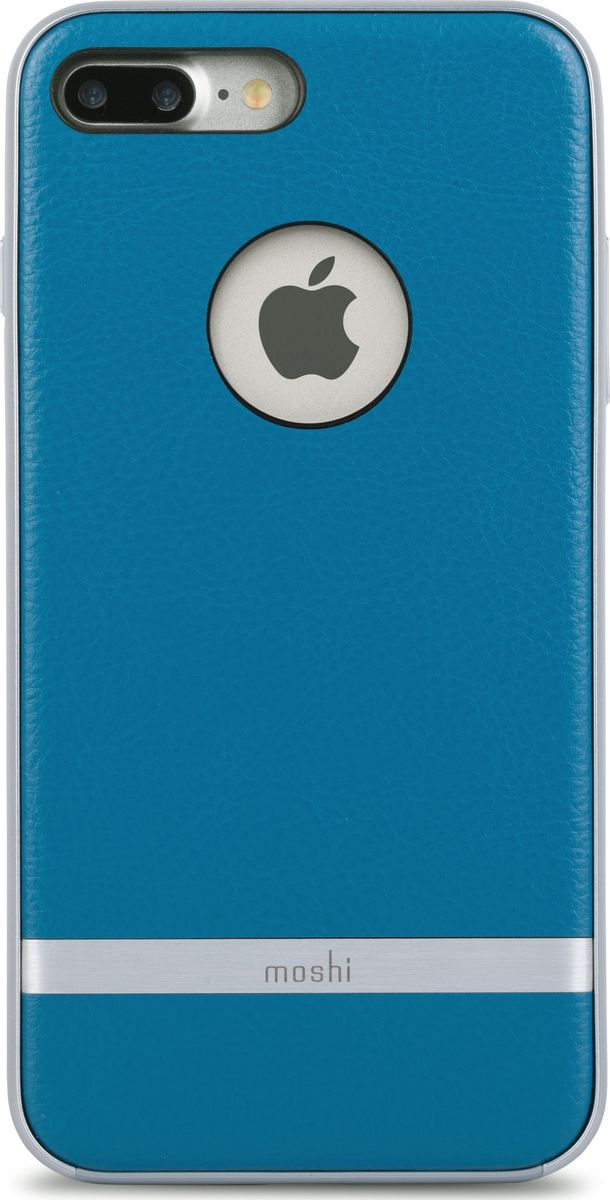 Moshi Napa кейс для iPhone 7 Plus/8 Plus, Marine Blue - Чехлы