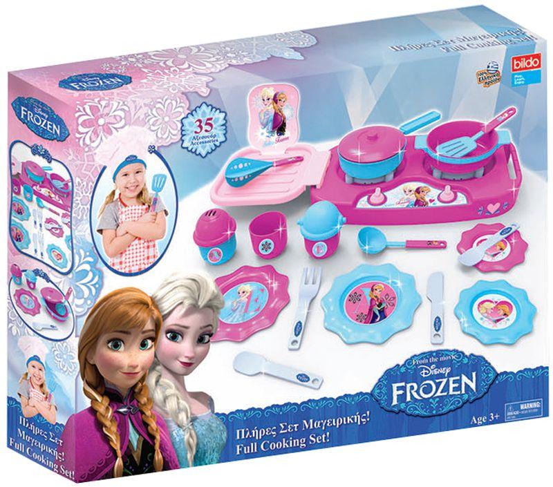 цена на Bildo Игровой кухонный набор Холодное сердце