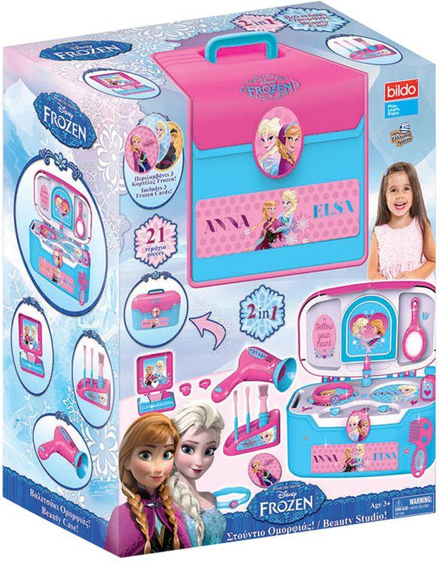 Bildo Игровой чемоданчик красоты Холодное сердце - Сюжетно-ролевые игрушки