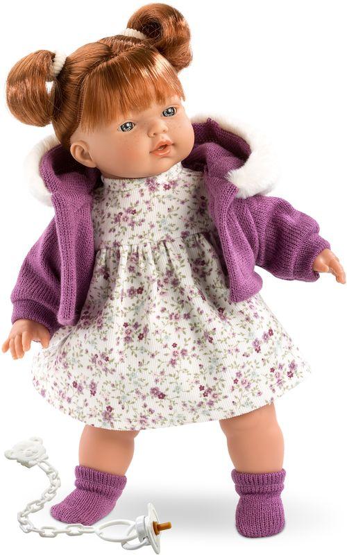 Llorens Кукла Алиса куклы и одежда для кукол llorens кукла алиса 33 см со звуком