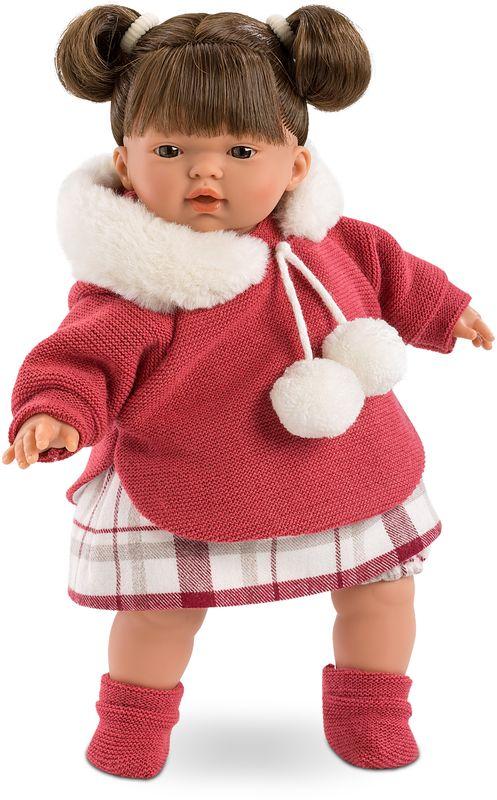 Llorens Кукла Татьяна кофту из флиса купить