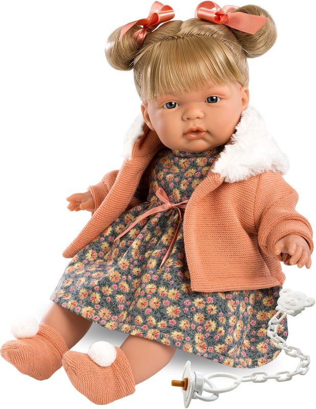 Llorens Кукла Жоэль кофту из флиса купить