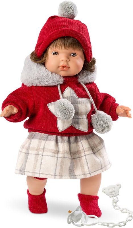 Llorens Кукла Лола кофту из флиса купить