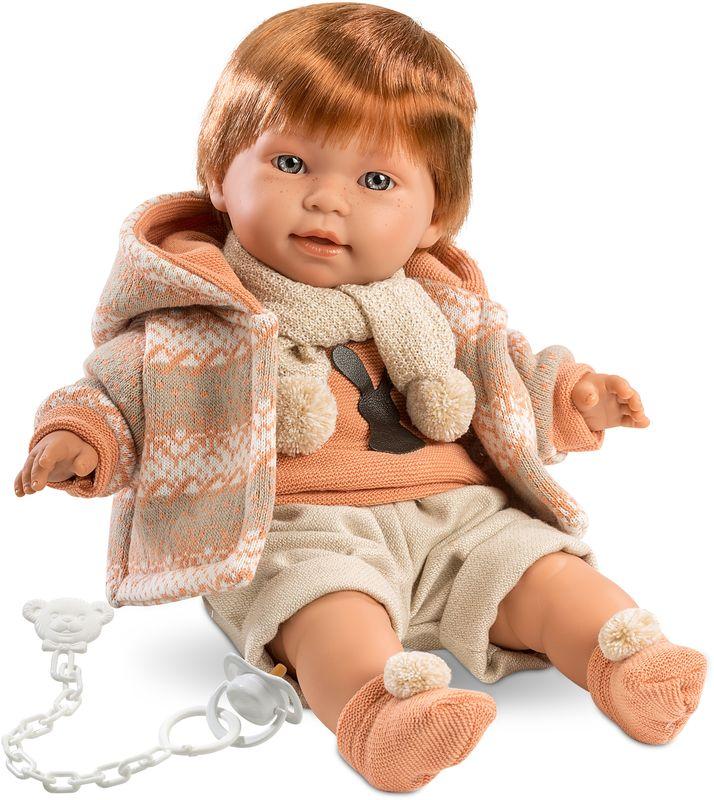 Llorens Кукла Кристиан купить спортивную кофту адидас мужскую