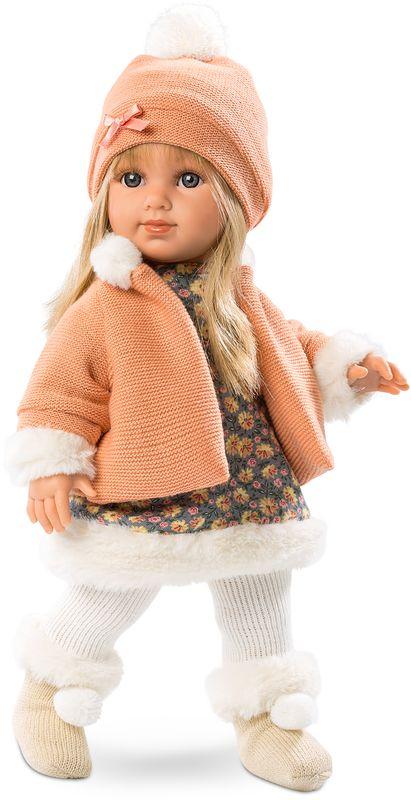 Llorens Кукла Елена L 53516 куклы lamagik s l кукла rubezahl защита