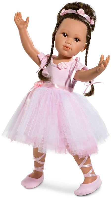 Llorens Кукла балерина Ольга куклы и одежда для кукол llorens кукла алиса 33 см со звуком