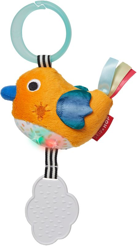 Skip Hop Игрушка-подвеска Птичка е воронова птичка птичке щебетала стихи том 2