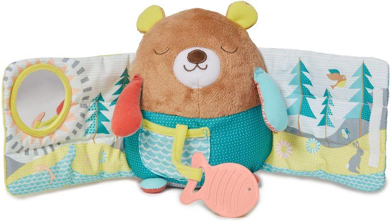 Skip Hop Развивающая игрушка Медвежонок - Игрушки для малышей