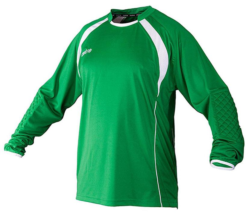 Футболка с длинным рукавом для мальчика Mitre, цвет: зеленый. T50003B. Размер 122 футболка мужская mitre цвет голубой 5t40033mscb размер l 50 52