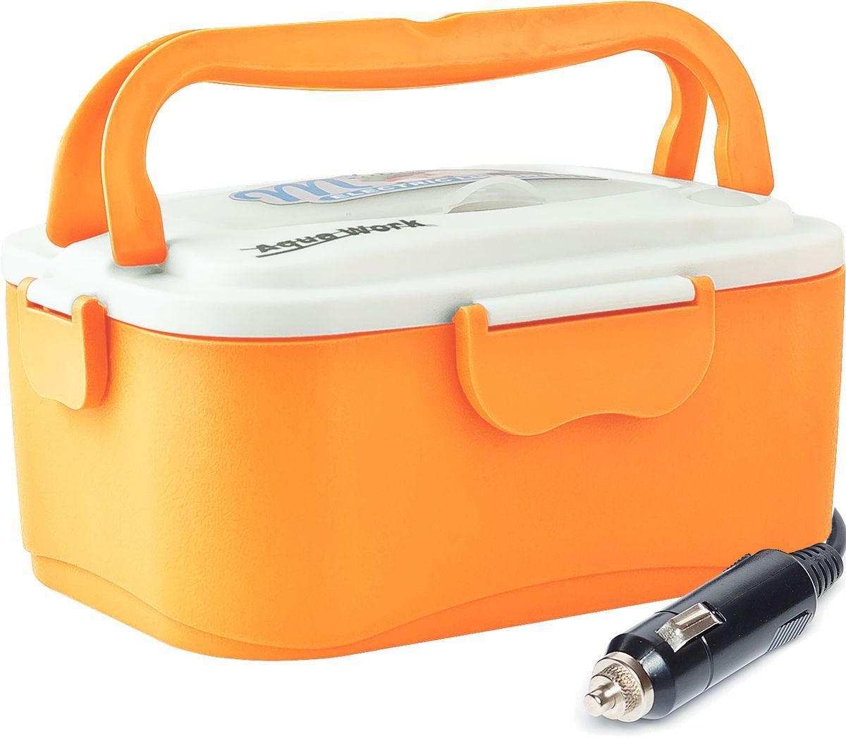 Aqua Work С5, Orange ланч-бокс с подогревом 1,05 л - Прочая техника