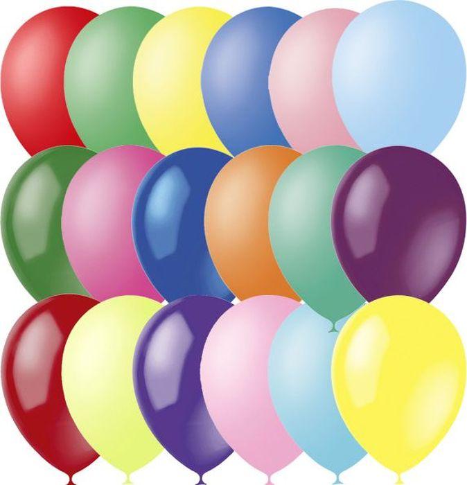 Latex Occidental Набор воздушных шариков Пастель Декоратор 100 шт