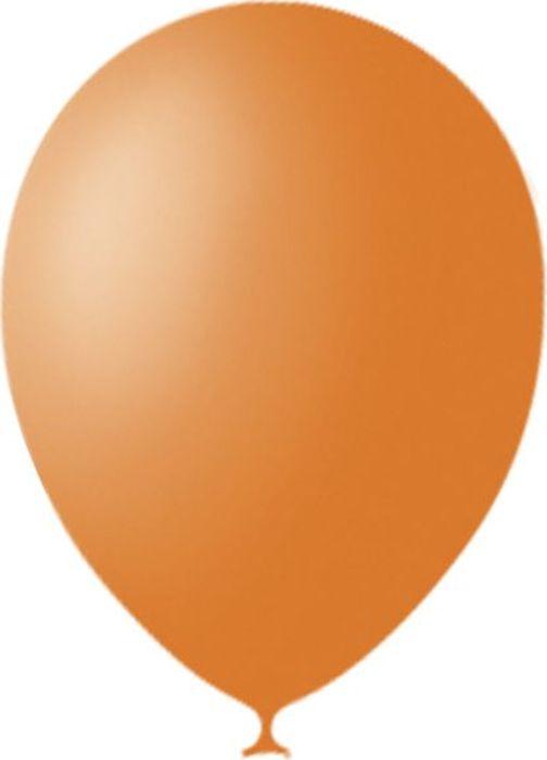 Latex Occidental Набор воздушных шариков Пастель цвет Orange 005 100 шт disney набор воздушных шаров пастель феи 25 шт 1306917
