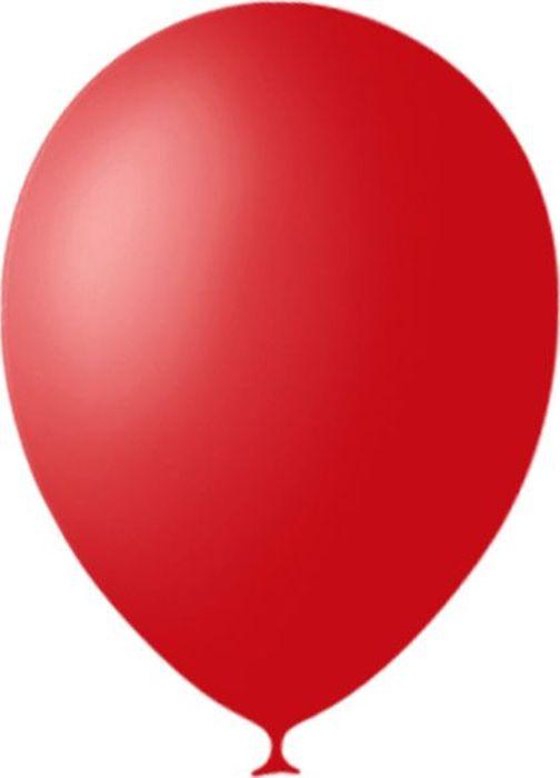 Latex Occidental Набор воздушных шариков Пастель цвет Red 006 100 шт disney набор воздушных шаров пастель феи 25 шт 1306917