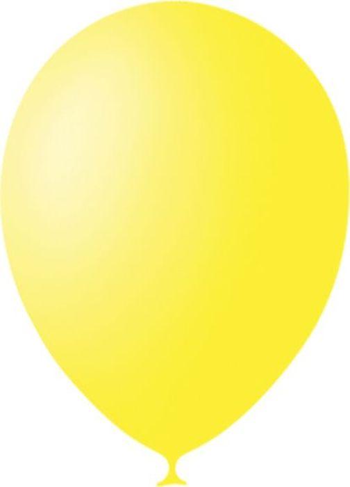 Latex Occidental Набор воздушных шариков Пастель цвет Yellow 001 100 шт disney набор воздушных шаров пастель феи 25 шт 1306917