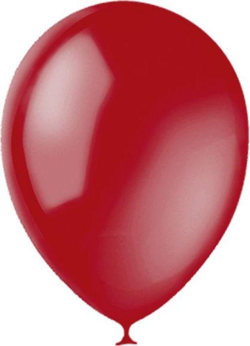latex occidental набор воздушных шариков микс 10 шт Latex Occidental Набор воздушных шариков Декоратор Cherry Red 058 100 шт
