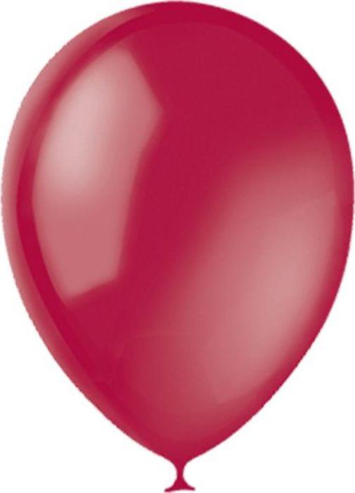 latex occidental набор воздушных шариков микс 10 шт Latex Occidental Набор воздушных шариков Декоратор Ruby Red 051 100 шт