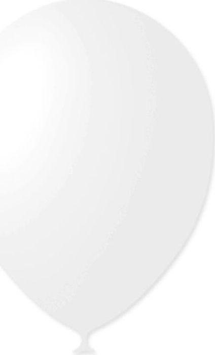 Latex Occidental Набор воздушных шариков Декоратор White 045 100 шт