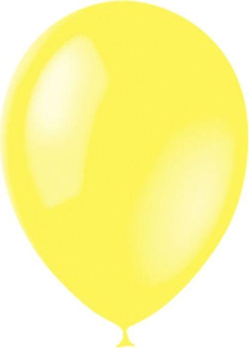 Latex Occidental Набор воздушных шариков Декоратор Yellow 041 100 шт воздушные шары