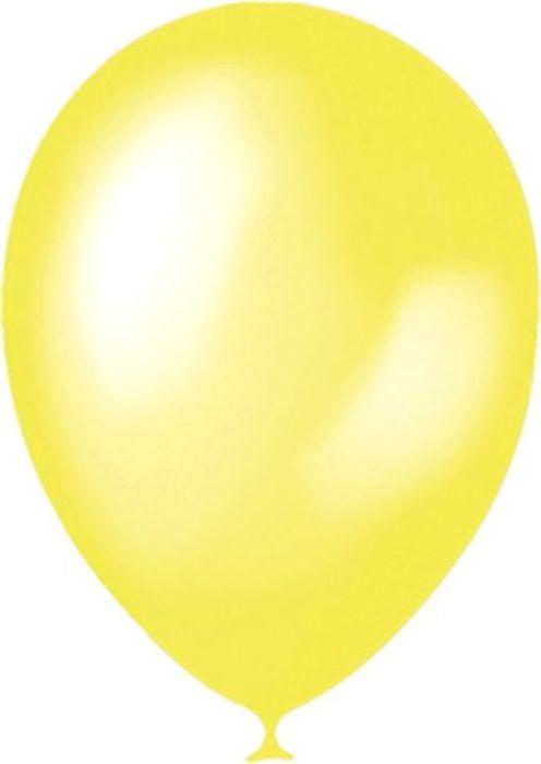 latex occidental набор воздушных шариков микс 10 шт Latex Occidental Набор воздушных шариков Металлик цвет Yellow 021 100 шт