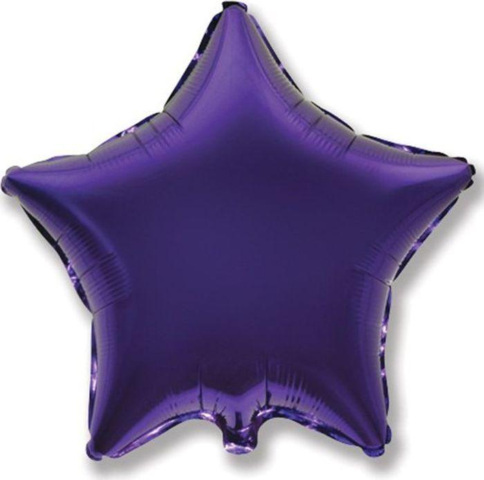 купить Флексметал Шарик воздушный Звезда цвет фиолетовый недорого