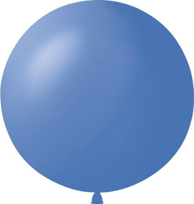 Latex Occidental Шарик воздушный Пастель цвет темно-синий 91 см