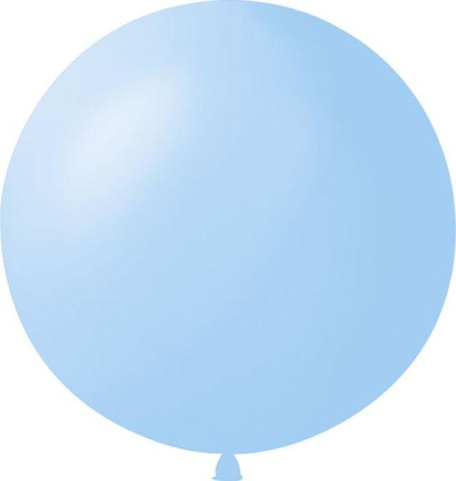 Latex Occidental Шарик воздушный Пастель цвет светло-голубой 91 см