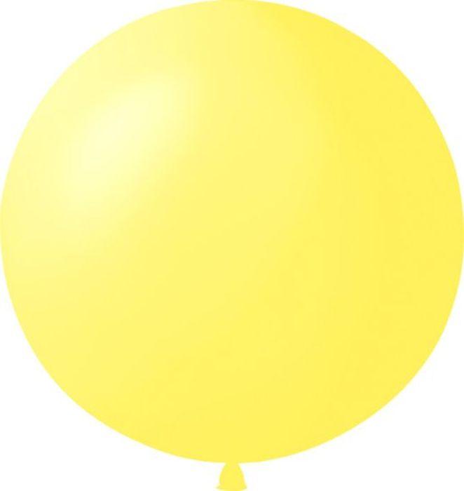Latex Occidental Шарик воздушный Пастель цвет желтый 91 см натуральный турмалин шарик нити круглые чёрные 8 мм отверстие 0 8 мм около 50 шт нитка 15 7