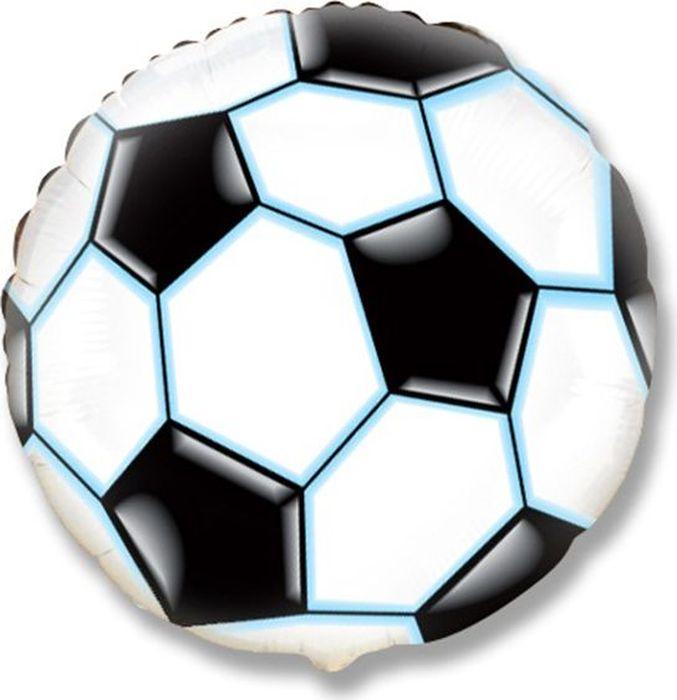 Флексметал Шарик воздушный Футбольный мяч флексметал шарик воздушный принцесса