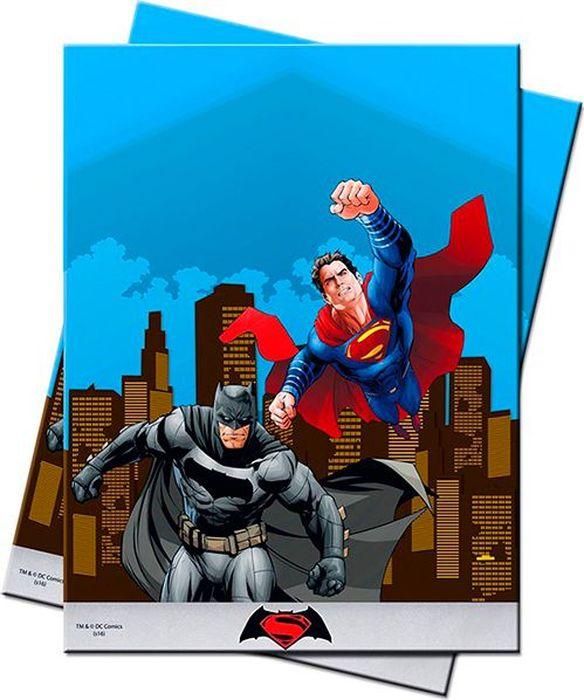 Procos Скатерть Бэтмен против Супермена 120 х 180 см procos скатерть бэтмен против супермена 120 х 180 см