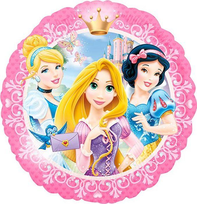 Anagram Шарик воздушный Принцессы Disney воздушный шар anagram 18