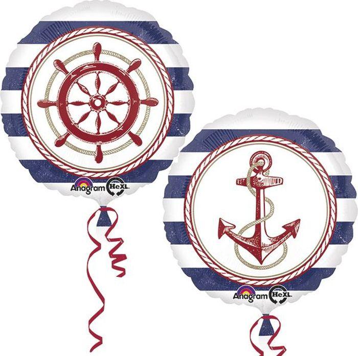Anagram Шарик воздушный Морской круг