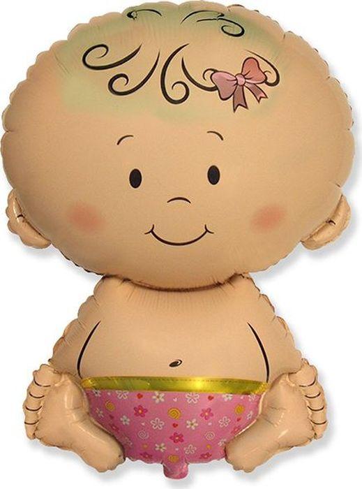 Флексметал Шарик воздушный Малышка флексметал шарик воздушный принцесса