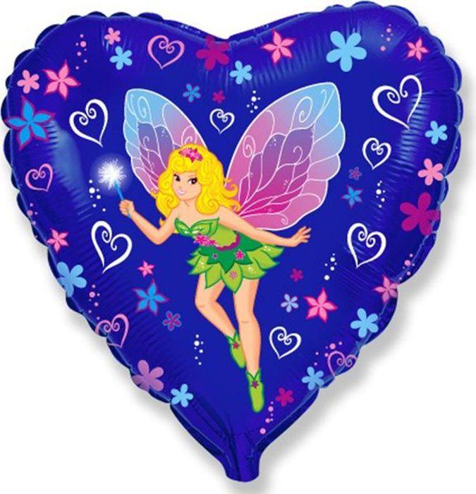 Флексметал Шарик воздушный Фея-бабочка -  Воздушные шарики