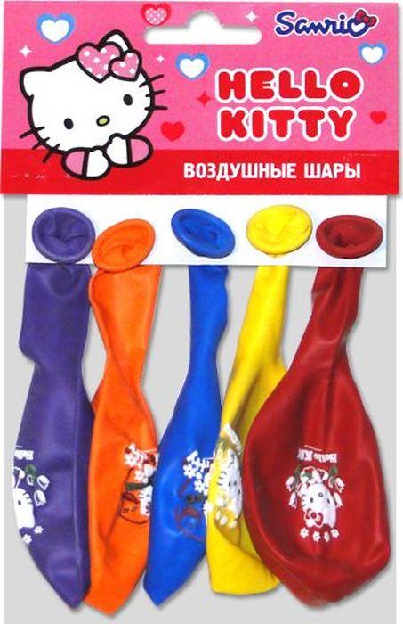 Latex Occidental Набор воздушных шариков Пастель Декоратор Hello Kitty 5 шт женские юбки в розницу