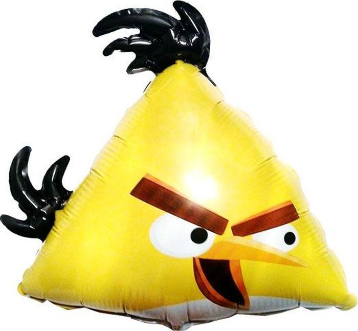 Флексметал Шарик воздушный Angry Birds Желтая птица клей пва 85 гр centrum angry birds 84463