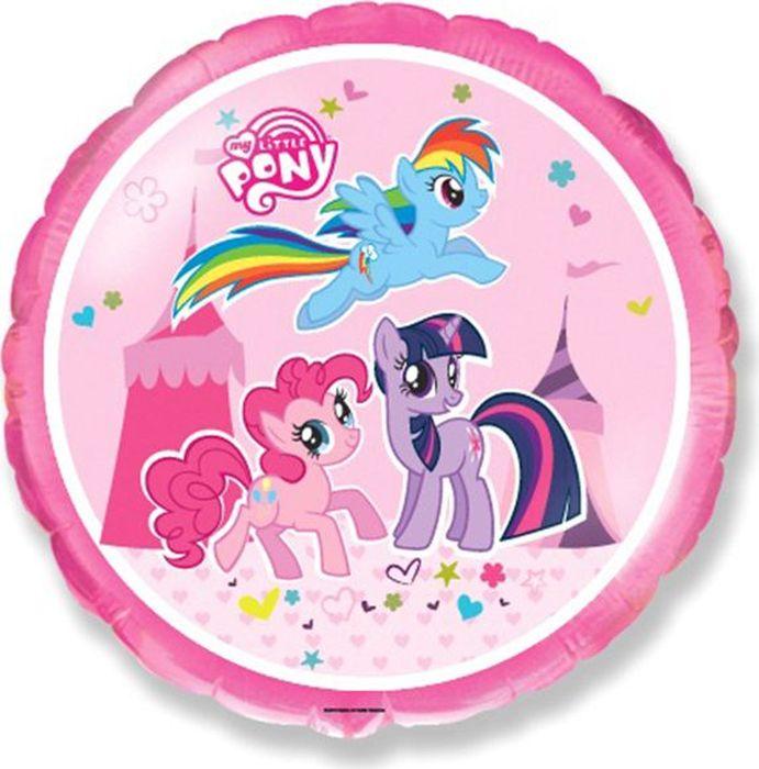 Флексметал Шарик воздушный Цирковые пони флексметал шарик воздушный принцесса