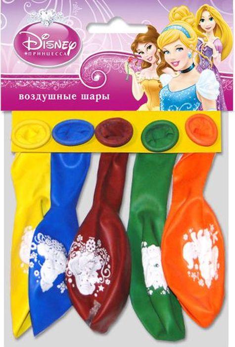 Latex Occidental Набор воздушных шариков Пастель Декоратор Дисней Принцессы и питомцы 5 шт 6033972